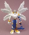 "Digimon Angemon PVC Figure, 4"" tall, 1999 Bandai"