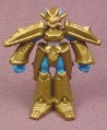 "Digimon Magnamon PVC Figure, 2"" tall, 2000 Bandai"