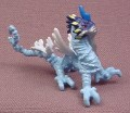 Digimon Azulongmon PVC Figure, 1 5/8&quot; tall, 2000 Bandai