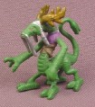 "Digimon Majiramon PVC Figure, 1 3/4"" tall, 2001 Bandai"