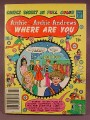 Archie Andrews Where Are You Comics Digest #5, Feb 1978