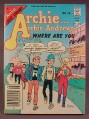 Archie Andrews Where Are You Comics Digest #35, Dec 1984