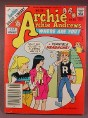 Archie Andrews Where Are You Comics Digest #38, June 1985
