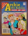 Archie Andrews Where Are You Comics Digest #90, Dec 1993