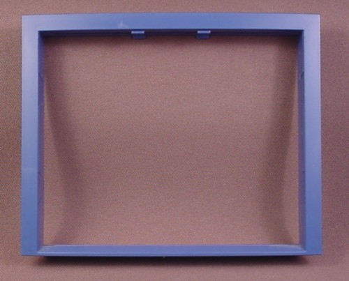 How Wide Is A Door Frame : Playmobil blue double wide door frame
