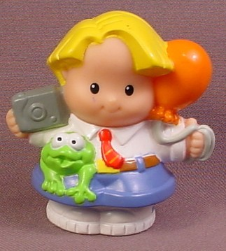 Fisher price little people eddie