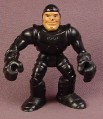 Fisher Price Imaginext Knight Figure with Black Armor, J5099, Adventure Castle, 2006