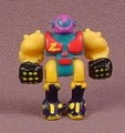 Micro Machines 1994 Mini Z-Bots Bugg, 1 Inch Tall, Galoob, Mini Z's, Bends At The Waist