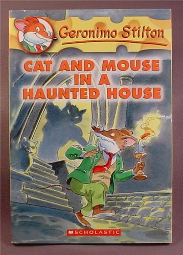 Cat And Mouse In A Haunted House Reading Level