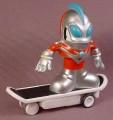 Tech Deck Dude Front Flip Robo Supreme, Trick Dudes Series, 2009 Spin Master