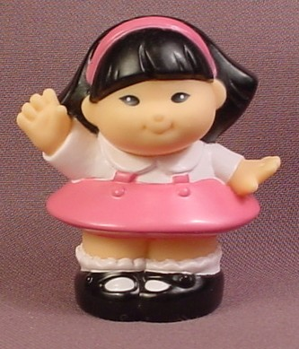 Fisher Price Little People 1997 Sonya Lee Asian Girl With ...