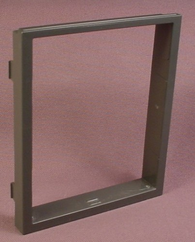 How Wide Is A Door Frame : Playmobil dark gray double width door frame the opening