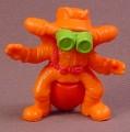 Army Ants Bug-Eye PVC Figure, Bazooka Team, 1987 Hasbro, Bugeye, Bug Eye