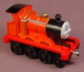 Thomas The Tank Engine James #5 Red Tender Engine, Take N Play, Take Along, 2009