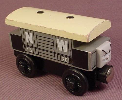 thomas wooden railway nw brakevan 2