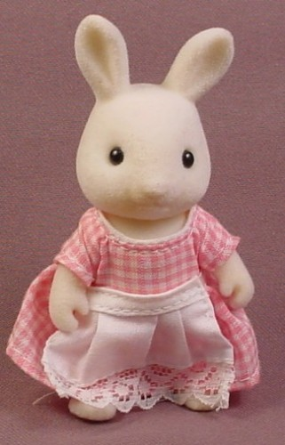 Calico Critters Rabbit Shannon The Mother Figure With
