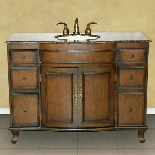 single bathroom cabinet with brown baltic top bath vanities and more