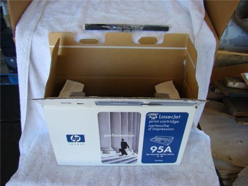Open box hewlett packard laserjet 95a toner cartridge for 92295a