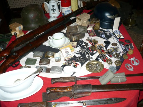 German Military Items and Collectibles