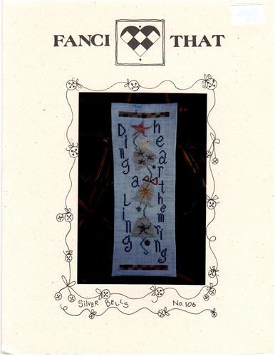 Fanci That Silver Bells Cross Stitch Stash