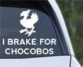 Final Fantasy I Brake for Chocobos Vinyl Decal.jpeg
