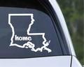 Louisiana State Home Outline LA Cajun USA.jpeg