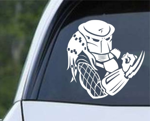 Included are instructions for mounting the decal on any smooth surface
