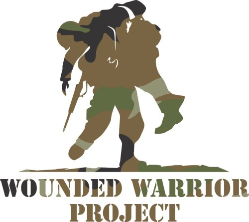 Wounded Warrior Decals