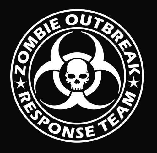 Zombie Outbreak Skull Jpg