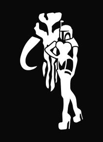 Star Wars Boba Fett Mandalorian Pinup Jpeg