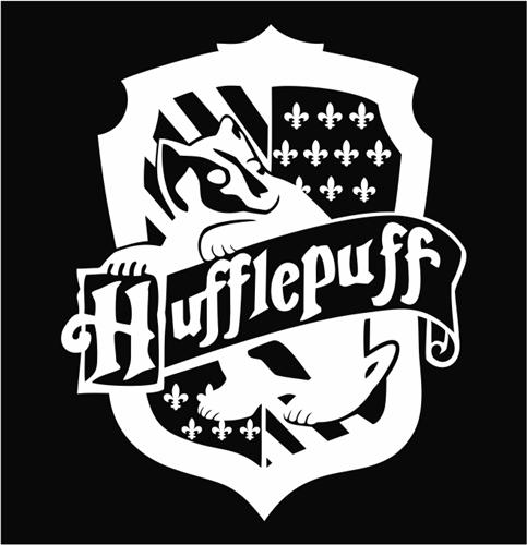 Harry Potter Hufflepuff House Seal Jpeg