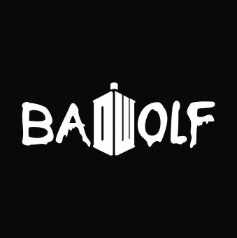 Doctor Who Dw Logo Bad Wolf Jpeg