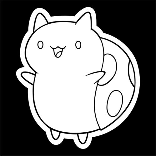 499px for Catbug coloring pages