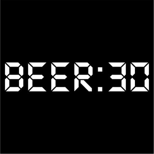 Beer Thirty Clock Jpeg