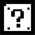 8 bit mario bros question block.jpeg