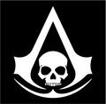 assassins creed 4 pirate skull black flag.jpeg