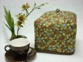 Tea Cozy (Personal) - Tea Cabin on Green