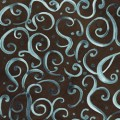 Stand Mixer Cover - Deja Brew Swirl by OneMark Creations