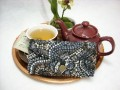 Tea Bag Travel Wallet - Large - Mosaic Mambo by OneMark Creations