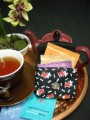Small Teabag Travel Wallet - Scottie Dogs by OneMark Creations