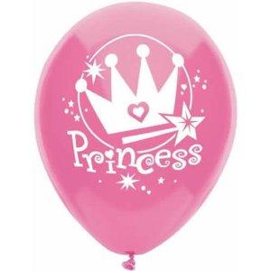 Pink Princess Latex Balloons-Pioneer.jpeg