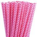 Pink Chevron Paper Straws.jpeg