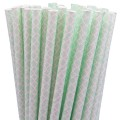 Mint Green Lace Straws.jpeg
