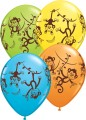 Mischievious Monkey Latex Balloons.jpeg