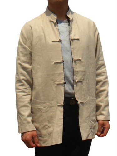 Men's Chinese Mandarin Reversable Jacket Kung fu Tai chi TM70