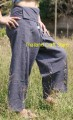 Thai Fisherman Pants Trousers Tai Chi Kung Fu Yoga Capoeira Hippie Boho FL09