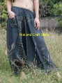 Ethnic Afghan Harem Baggy Pants Trousers Yoga Dance Boho Hippie Genie Aladdin MT03