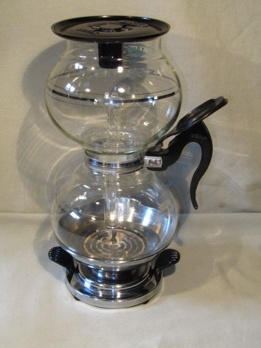 SOLD Cory DCL Glass Vacuum Coffee Maker 8 Cup with Stove - KITCHENMADE USA