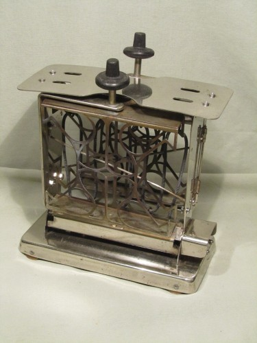 1920 Electric Toaster ~ Sold swinger toaster by fitzgerald mfg co star electric