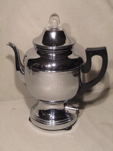 Capresso Coffee Pot Instructions